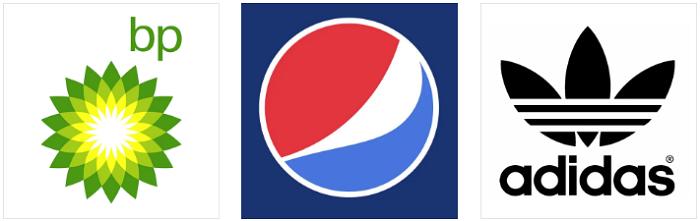 Абстрактные логотипы