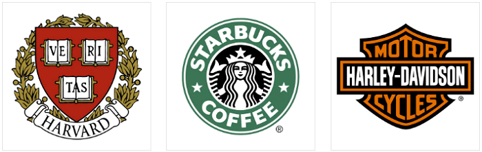 Логотипы-эмблемы