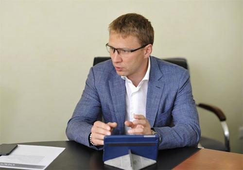 Генеральный директор компании «СофтЭксперт» Алексей Сорокин
