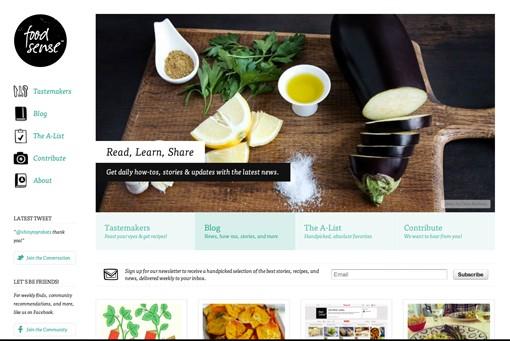 создание сайта для ресторана